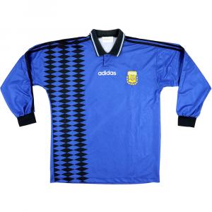 1994-95 Argentina Maglia Away M (Top)