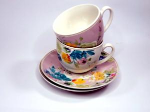 Tazza tè Nbc Paradise confezione 2 pezzi