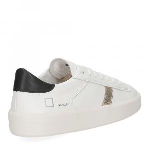 D.A.T.E. Ace calf white black-5