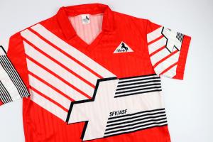 1990-92 Svizzera Maglia Home M (Top)