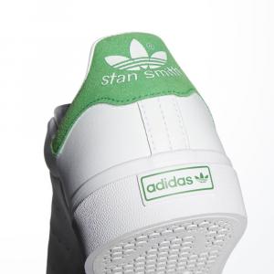 Adidas Stan Smith Bianca/verde