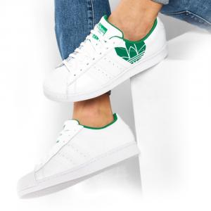 Adidas Superstar Trifoglio Verde