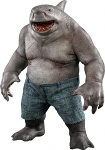 *PREORDER* Suicide Squad Movie Masterpiece: KING SHARK 1/6 by Hot Toys