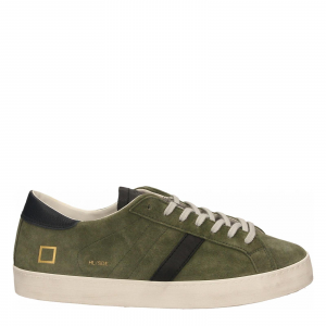 HILL LOW SUEDE