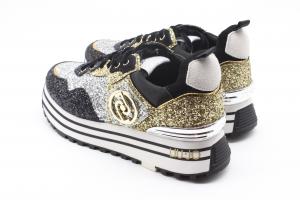 Liu Jo Maxi Wonder 1 Sneaker Glitter