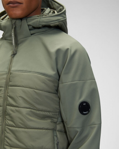 SHOPPING ON LINE CP COMPANY C.P. SHELL-R MIXED JACKET NEW COLLECTION FALL/WINTER 2022