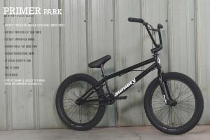 Sunday Primer Park 2022 Bici Bmx Completa | Black