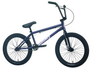 Sunday Scout 2022 Bici Bmx Completa | Purple