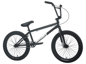Sunday Scout 2022 Bici Bmx Completa | Black