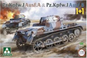 Pz.Kpfw.I Ausf.A & Pz.Kpfw.I Ausf.B