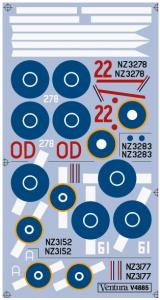 RNZAF P-40 NS