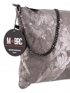 M BRC Borsa a Busta Grigia