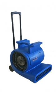 BLOWER - SOFFIATORE PROFESSIONALE ARIA FREDDA 3 VELOCITA 230V 50/60HZ 900W BLUE PER RAPIDA ASCIUGATURA