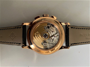 Orologio primo polso Patek Philippe Annual Calendar
