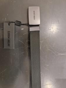 Cintura fibbia argento