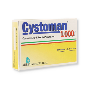 CYSTOMAN 1000 12CPR