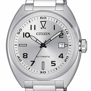 Citizen uomo Automatic, Quadrante Silver