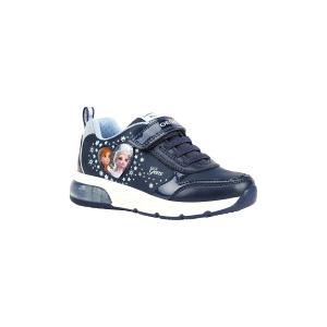 J Spaceclub Girl sneaker con luci