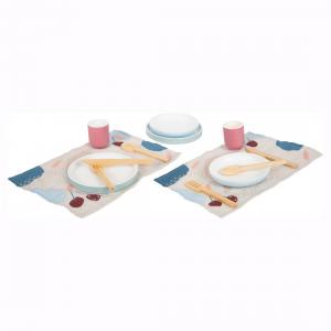 Set di stoviglie tasty accessorio cucina