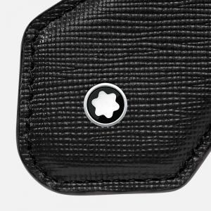 Portachiavi Montblanc Sartorial a forma di diamante colore Nero