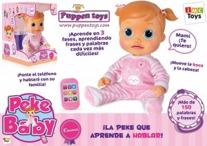 Baby Wow Tea Bebé Interattiva Impara A Parlare IMC Toys