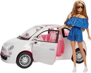 Barbie fiat 500 Mattel
