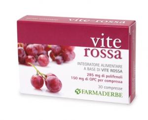 VITE ROSSA 30 COMPRESSE