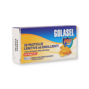 GOLASEL PRO 20 PASTIGLIE MIELE