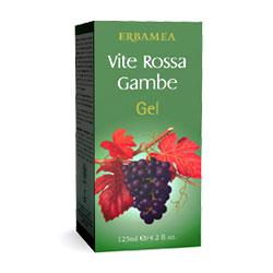 VITE ROSSA GAMBE GEL 125ML