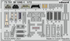 Me-109E-1
