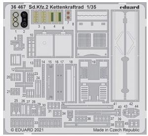 Sd.Kfz.2 Kettenkraftrad
