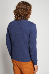 Maglione girocollo uomoLA MARTINA ART.SMS013