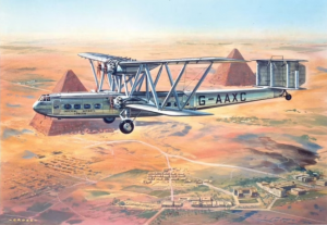 Handley Page HP.42 Heracles