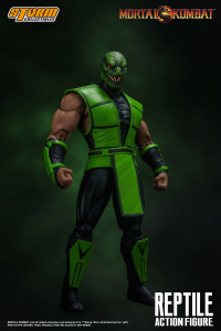 *PREORDER* Mortal Kombat: REPTILE by Storm Collectibles