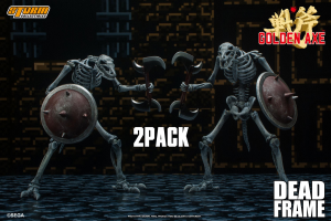 *PREORDER* Golden Axe: 2-Pack DEAD FRAME 1/12 by Storm Collectibles
