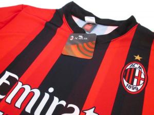 Maglia Giroud Calcio Milan AC 21/22 taglia 6 8 anni bambino