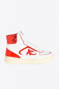 Sneaker Harlow Basket High color Pinko