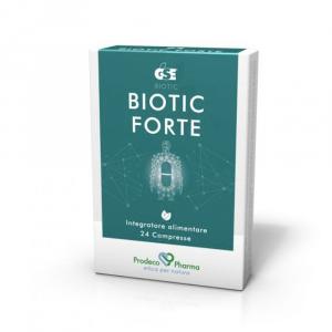 GSE BIOTIC FORTE - INTEGRATORE A BASE DI SEMI DI POMPELMO, ECHINACEA, UNCARIA