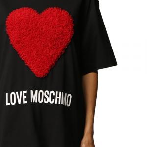 T-shirt donna LOVE MOSCHINO W4F87 42 M3517 4005 -A.1