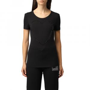 T-shirt donna LOVE MOSCHINO W4H19 9 E2264 C74 -A.1