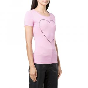 T-shirt donna  LOVE MOSCHINO W4H19 9 E2264 L89 -A.1