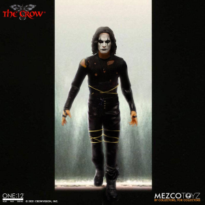 *PREORDER* The Crow: ERIC DRAVEN by Mezco Toys