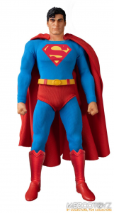 *PREORDER* DC Comics: SUPERMAN - MAN OF STEEL by Mezco Toys