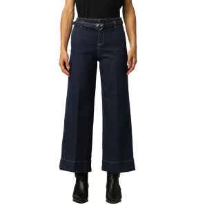Jeans a palazzo PINKO 1J10PP.Y78M.F92 -A.1