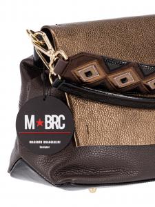 M BRC Borsa a Spalla T.Moro/Bronzo