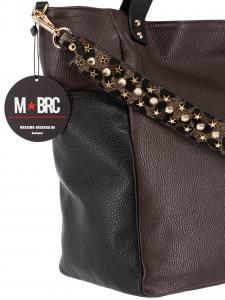 M BRC  Borsa a Mano Nera/ T.Moro