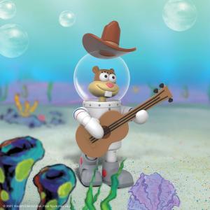 *PREORDER* SpongeBob Ultimates: SANDY CHEEKS by Super 7