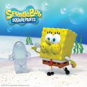 *PREORDER* SpongeBob Ultimates: SPONGEBOB by Super 7