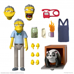 *PREORDER* The Simpson Ultimates: MOE by Super 7