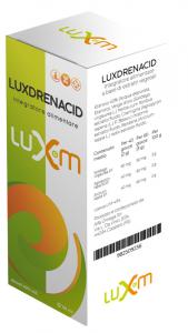LUXDRENACID GOCCE 50ML